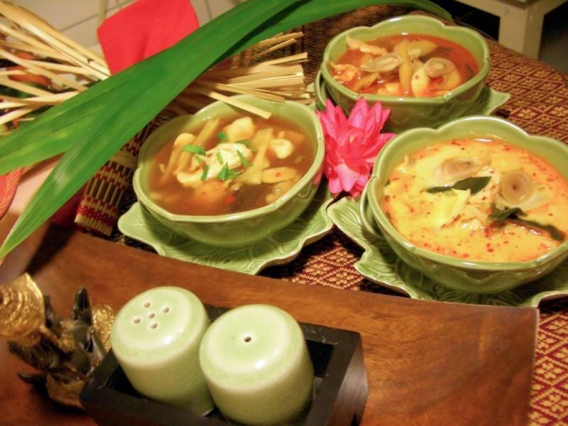 Thailändische Küche in Husum, © Ban Thai Restaurant