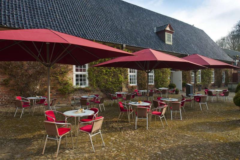 Schloss-Café in Husum, © Foto Oliver Franke