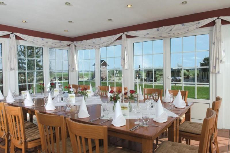 Restaurant Deichgraf im Hotel Arlau-Schleuse