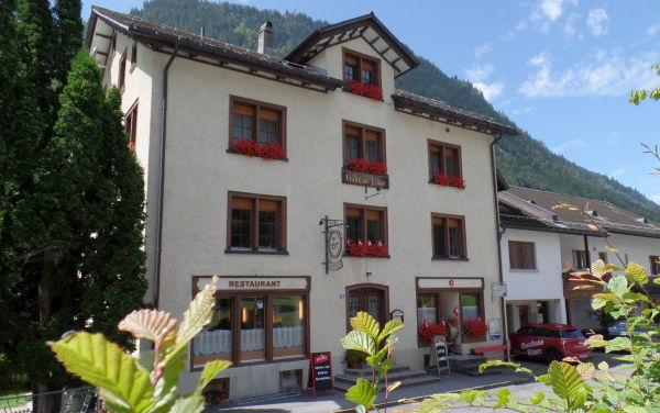 Gasthaus Elmer Sommeransicht