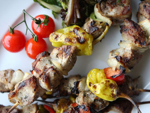 Le monot cuisine libanaise for Cuisine libanaise