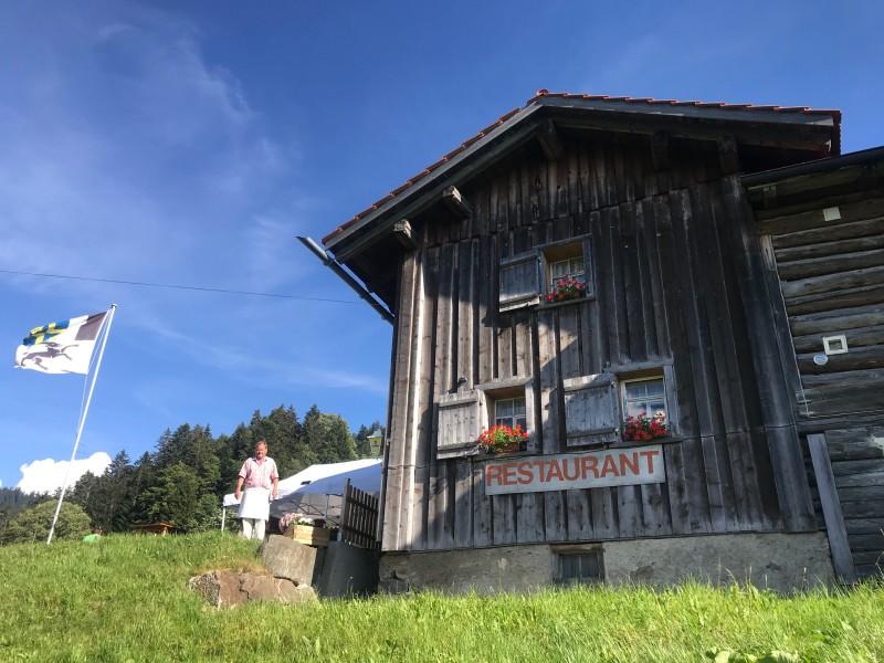 Restaurant Oberhofstübli