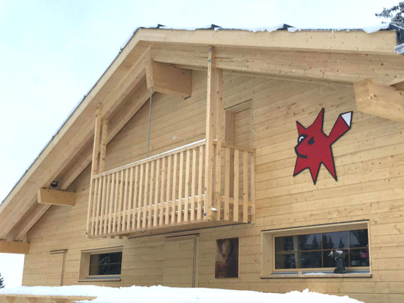 Red Fox Après-Ski Hütte