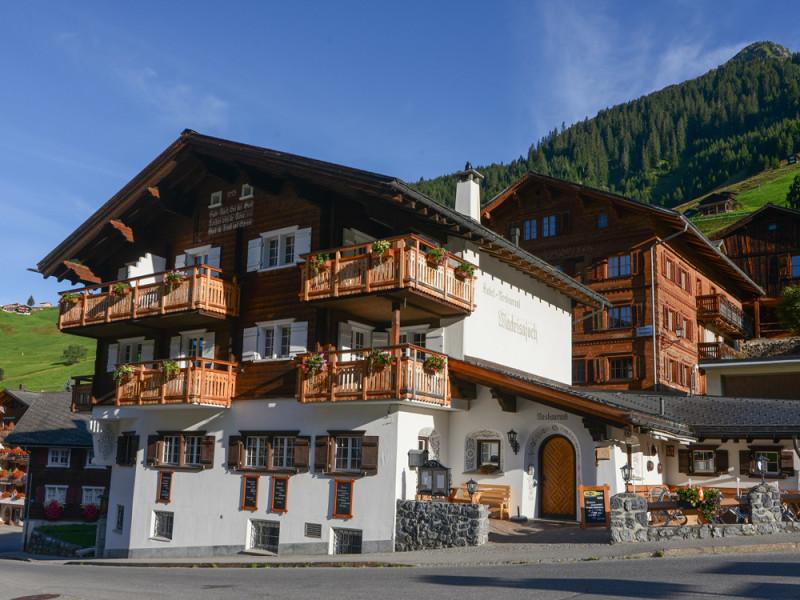 Restaurant & Hotel Madrisajoch