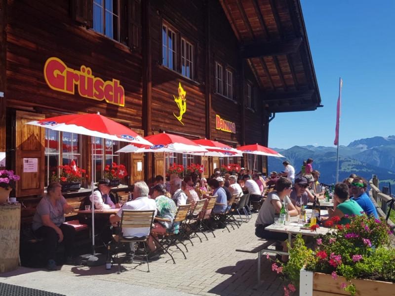 Berghaus Schwänzelegg