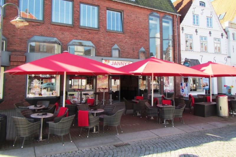 Janny's Eis Husum Markt
