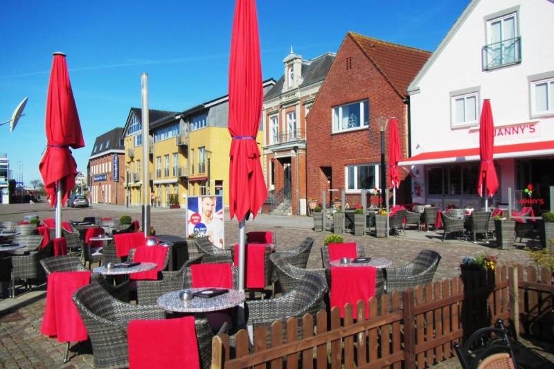 Janny's Eis Husum Hafen