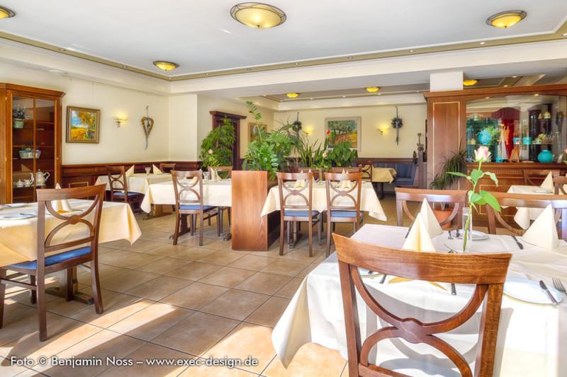 Wintergarten Gasthaus Rech