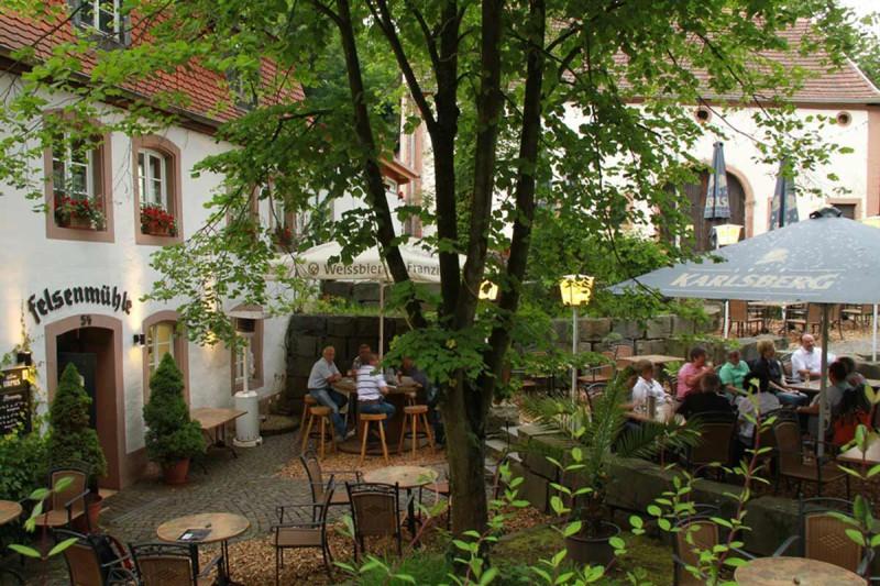 Restaurant Felsenmühle