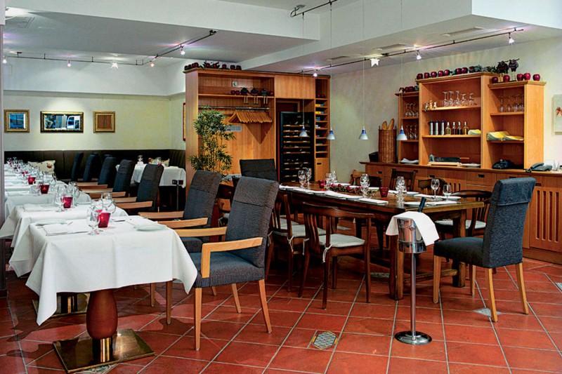Bonne Table im Hotel La Résidence