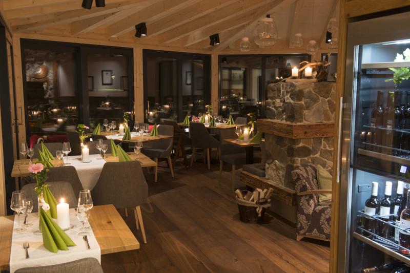 Restaurant Fischerei Minholz Bernau-Felden