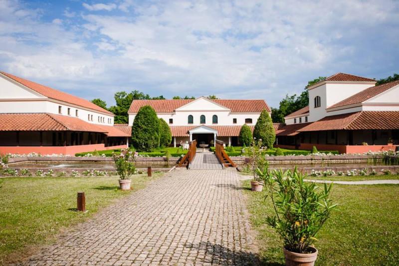 Taverne Römische Villa Borg