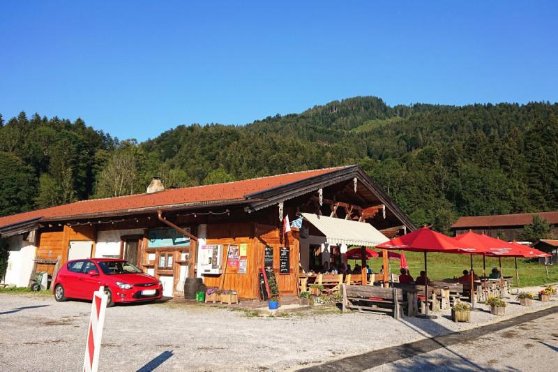 Müllner Alm Sachrang © Chiemsee-Alpenland Tourismus
