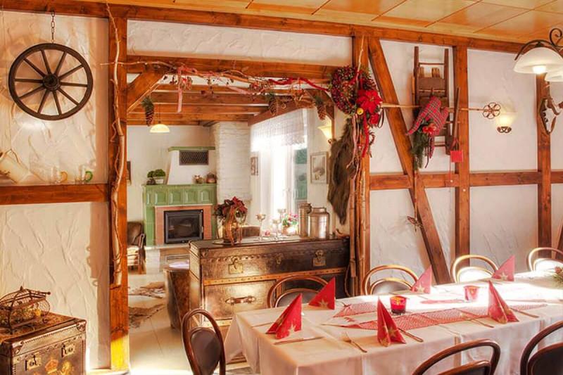Gasthof Cafe Kanzlersgrund