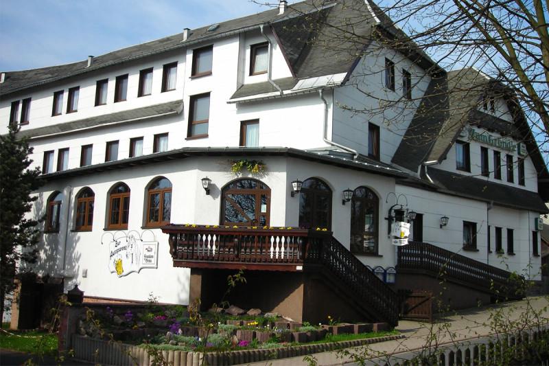 Steakhouse Zur Ausspanne im Hotel Zum Gründle Oberhof