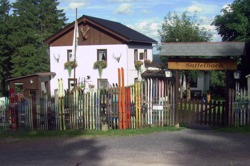 Forsthaus Sattelbach