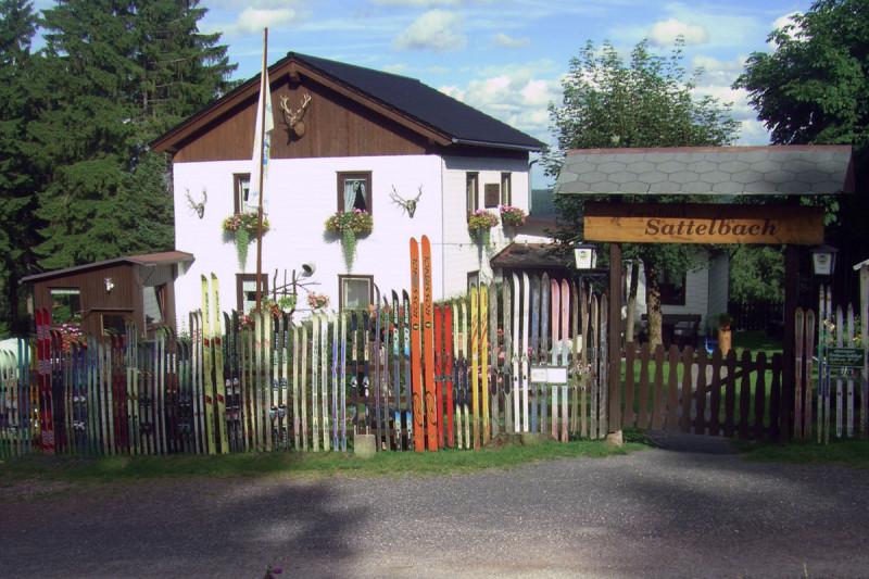 Ausflugsgaststaette Forsthaus Sattelbach