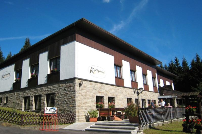 Waldgasthaus Schanzenbaude Restaurant in Oberhof