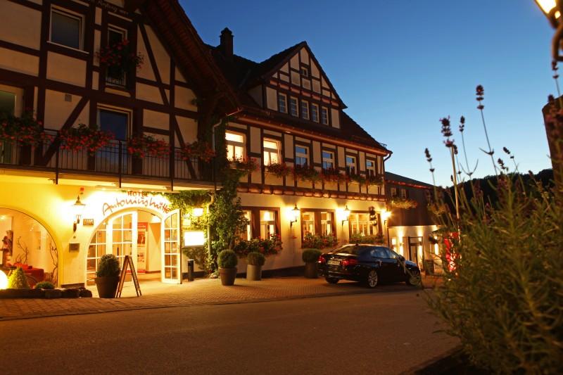Hotel - Restaurant  Antoniushütte Eisborn