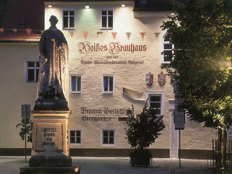Brauerei Schneider Weisse in Kelheim im Altmühltal - Älteste Weißbierbrauerei der Welt