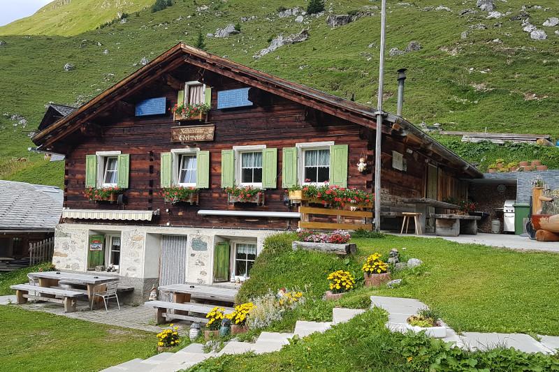 Berggasthaus Edelweiss