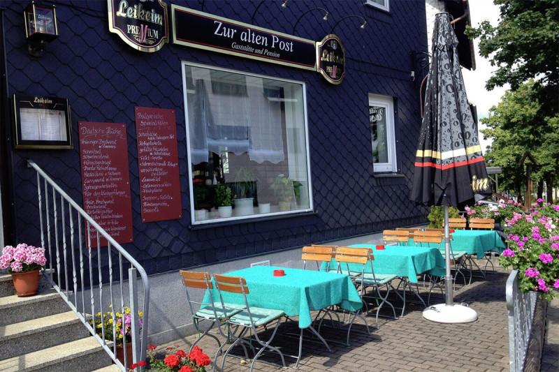 Restaurant und Pension Zur alten Post