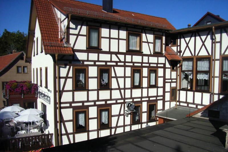 Gasthaus und Pension Lindenhof
