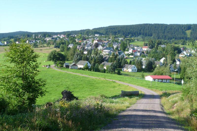 Gasthaus und Pension Zum Hirsch