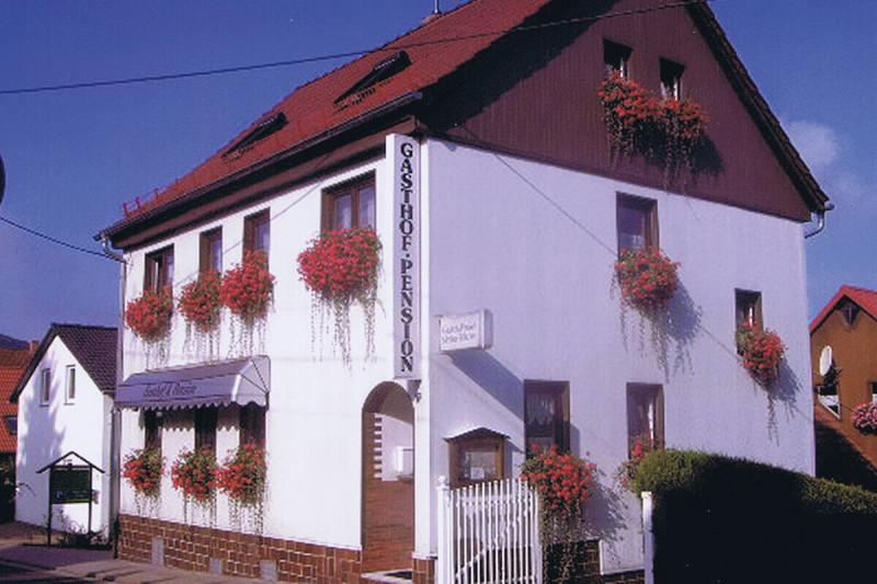 Gasthof und Pension Mehlser Stübchen