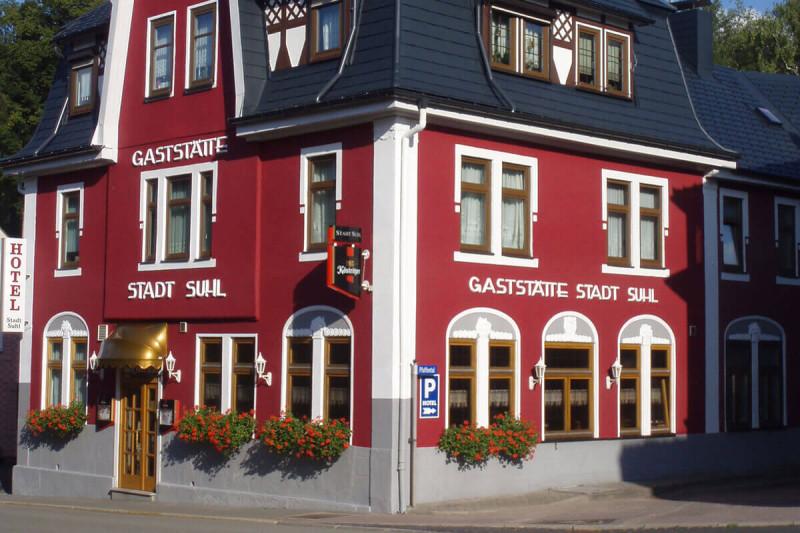 Hotel und Restaurant Stadt Suhl