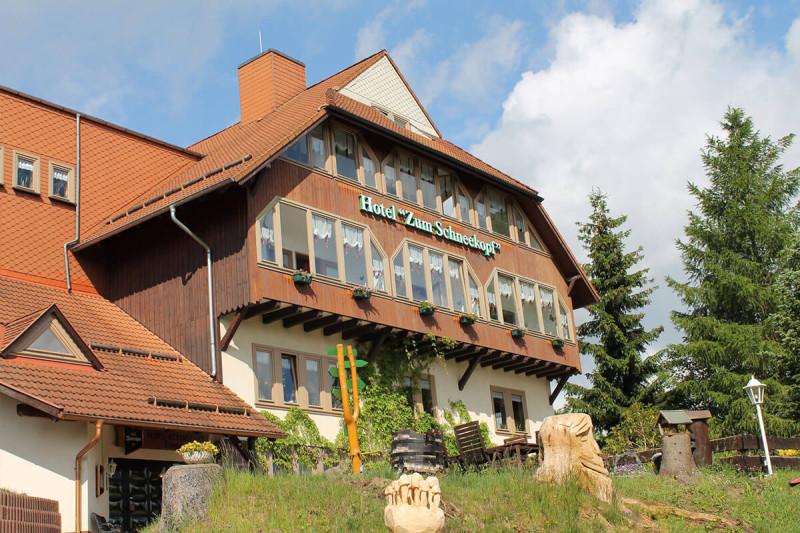 Natur und Aktiv Hotel Zum Schneekopf