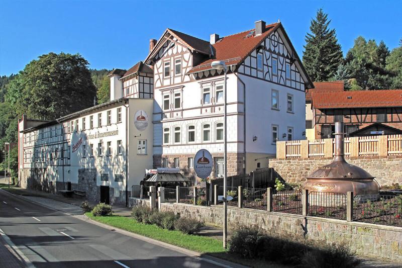Stutzhäuser Brauereimuseum und Gasthaus