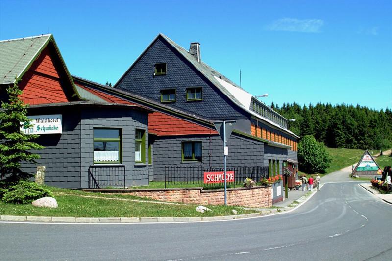 Waldhotel Schmücke