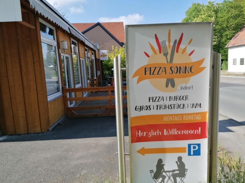 Pizza Sonne