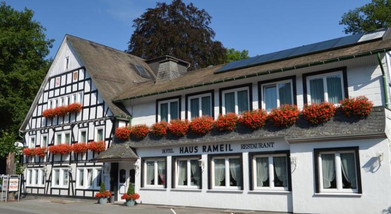 Hotel Restaurant Haus Rameil