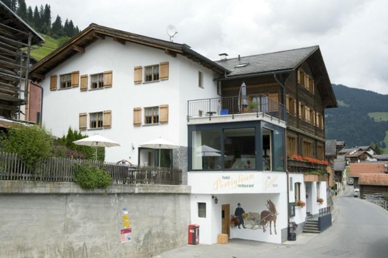 Hotel Postigliun Andiast