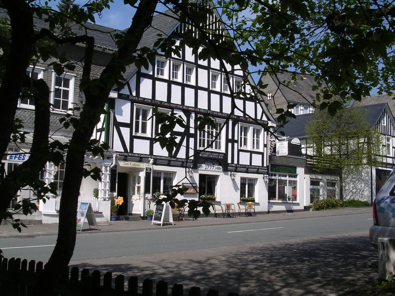Gaststätte Zum Rathaus