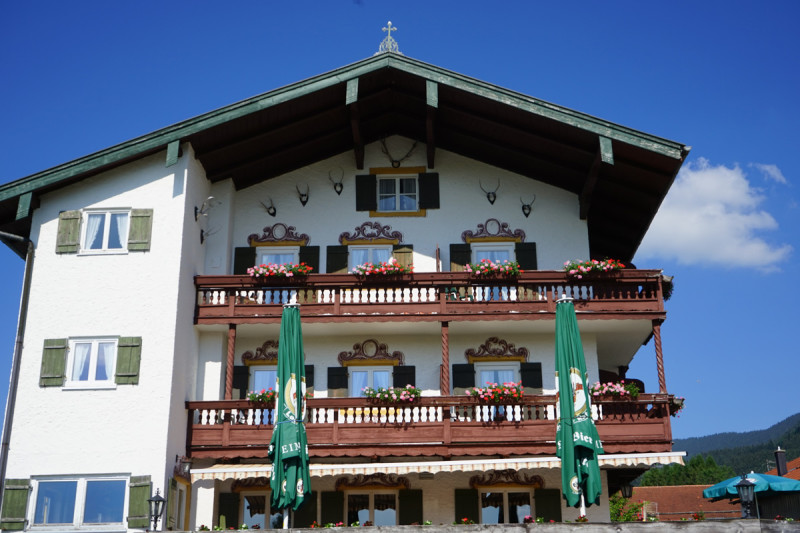 Gasthaus Café Jägerhäusl - © Chiemsee-Alpenland Tourismus