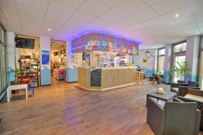 Innenansicht Cafe Wellenblick
