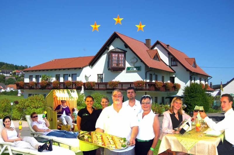 Hotel Seerose Bostalsee - Restaurant