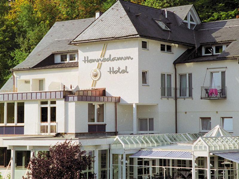 Restaurant Hennedamm Hotel, Meschede