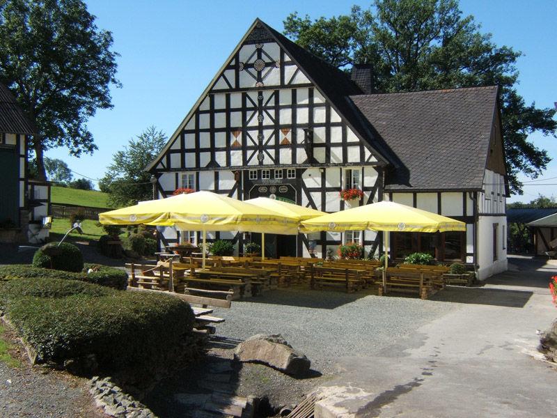 Ausflugslokal Xavers Ranch in Meschede-Vellinghausen