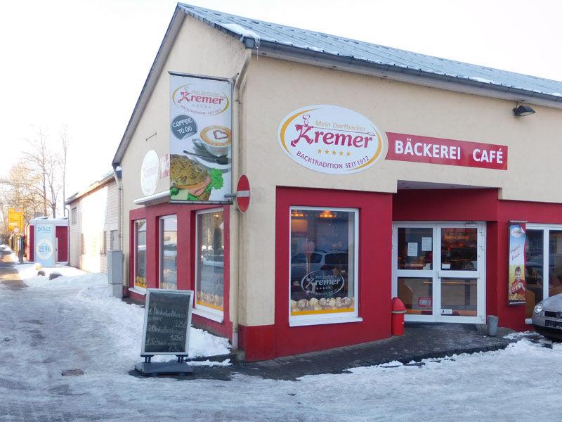 Bäckerei Bistro Café Kremer (Nuttlar)
