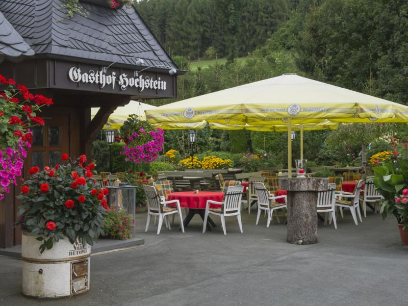 Gasthof Hochstein in Meschede-Wehrstapel