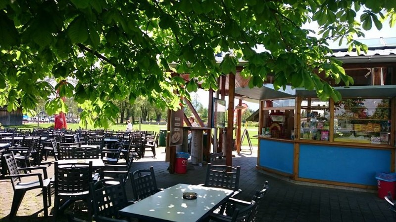 H2o Strandcafé & Kiosk Bernau-Felden