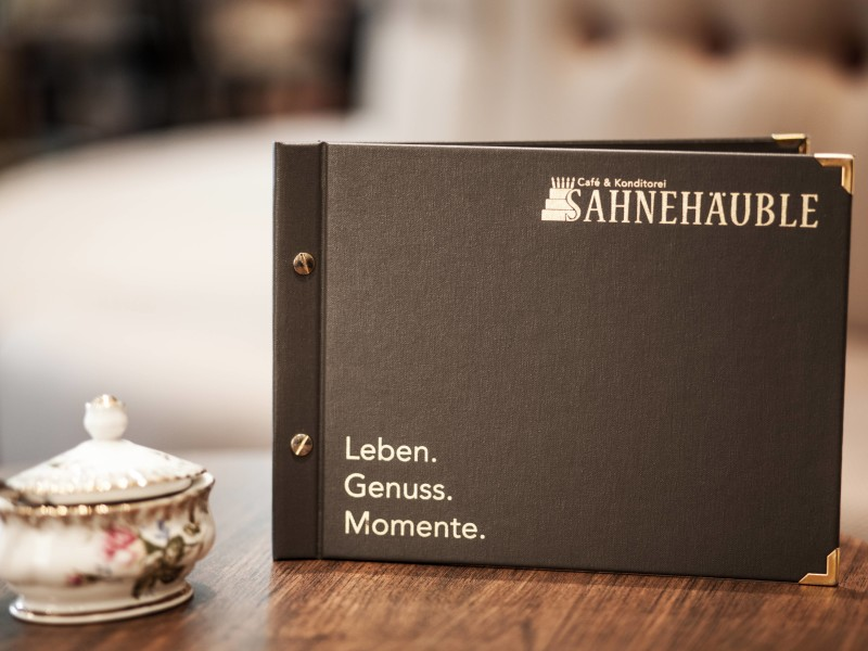 Café & Konditorei Sahnehäuble
