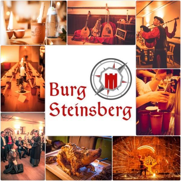 Burgschenke Burg Steinsberg