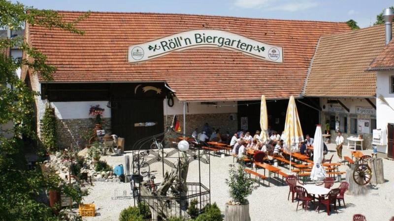 Bildnachweis: Rölln Biergarten