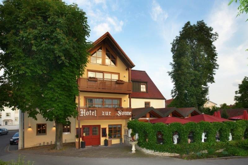 Bildnachweis: Hotelgasthof zur Sonne