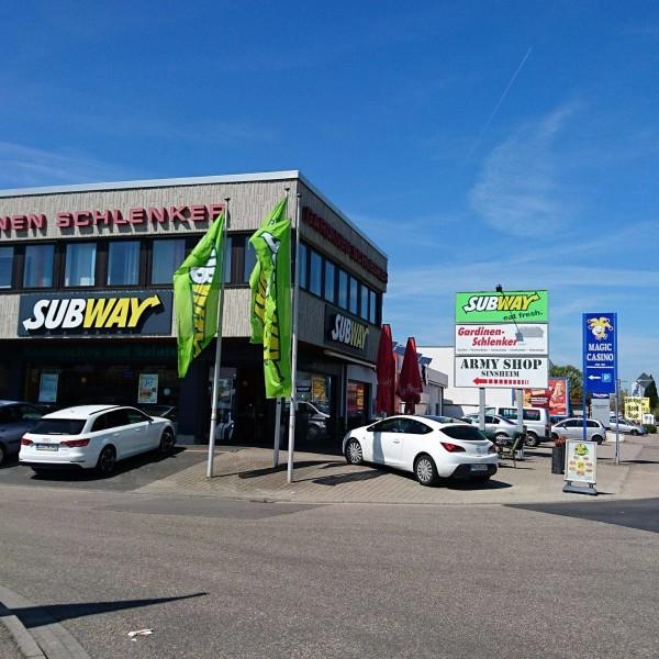 Subway Sinsheim